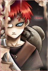 Sabaku No Gaara