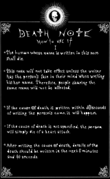 death note memories