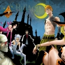 Halloween Bleach