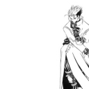 profilethai_anime_vash___black_and_white