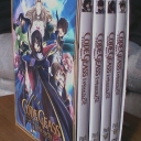 Made a Art Box for Code Geass R2 since Bandai didnt release one.  this is a much older picture.