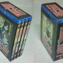 Box I made for the First Season of Fairy Tail (Vol 1-4)